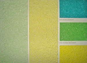 Fl ssigtapete for Farbmuster wandgestaltung